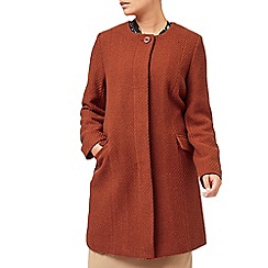 Eastex - Textured Wool Coat