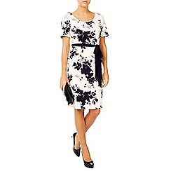 Jacques Vert - Printed Crepe Dress