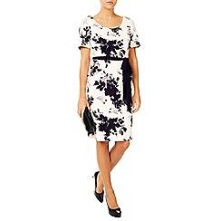 Jacques Vert - Printed Crepe Dress
