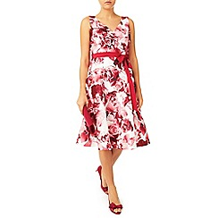 Jacques Vert - Parklane Rose Prom Midi Dress