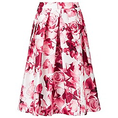 Jacques Vert - Floral Print Prom Skirt