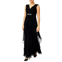 Jacques Vert - Maxi Hanky Hem Dress