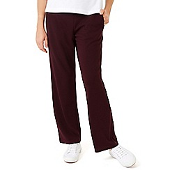 Dash - Burgundy Jogger Regular