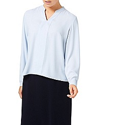 Eastex - Stand Collar Blouse