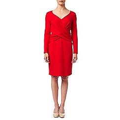 Jacques Vert - Petite Ponte Dress