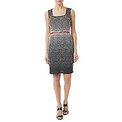 Jacques Vert - Jacquard Spot Dress