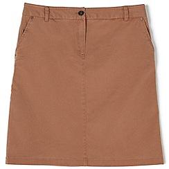 Dash - Peached Chino Skirt