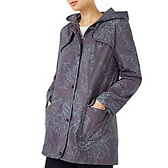 Dash - Sproof Print Parka