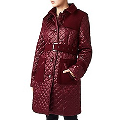 Precis - Erin Quilted Belted Trench