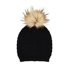 Dash - Faux Fur Bobble Hat