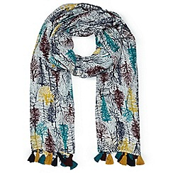 Dash - Colour Trees Scarf