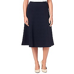 Eastex - Check Ponte Skirt