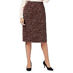 Eastex - Tweed Pencil Skirt
