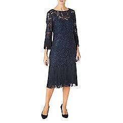 Jacques Vert - Tassle Lace Midi Dress