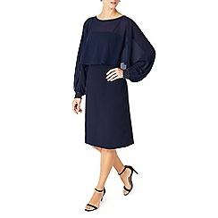 Jacques Vert - Embellished Cuff Detail Dress