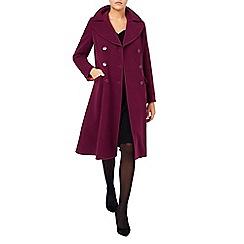 Jacques Vert - Fit & Flare Coat