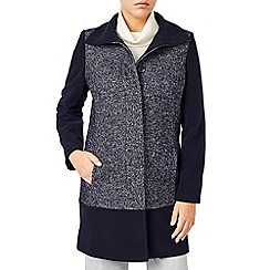 Jacques Vert - Texture Block Coat