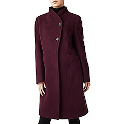 Precis - Avery Funnel Neck Long Coat