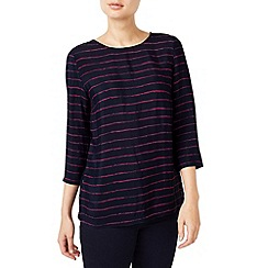 Dash - Painted Stripe Woven Top