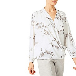 Jacques Vert - Marble Floral Overshirt
