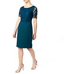 Jacques Vert - Petite Lace Layered Dress