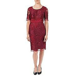 Jacques Vert - Petite Lace Layer Dress