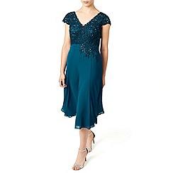 Jacques Vert - Petite Lace Bodice Dress