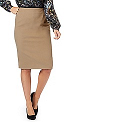 Eastex - Velour Pencil Skirt