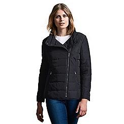 Windsmoor - Asymmetric Short Quilt Jacket