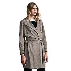 Windsmoor - Suedette Trench Coat