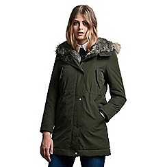 Windsmoor - Faux Fur Lined Parka