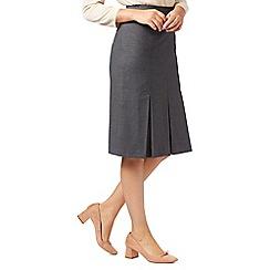 Eastex - Melange Pleat Skirt