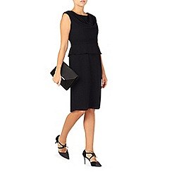 Jacques Vert - Peplum Ggt Dress