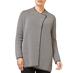 Eastex - Wrap Two Toned Cardigan
