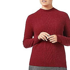 Eastex - Cable Turtle Neck Jumper