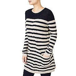 Dash - Cable Stripe Knit Tunic