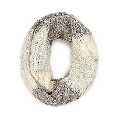 Dash - Knitted Stripe Snood