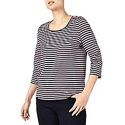 Dash - Simple Breton Stripe Jersey