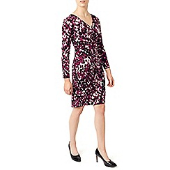 Jacques Vert - Petite Jersey Print Dress