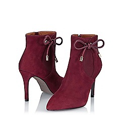Jacques Vert - Bow Trim Ankle Boot