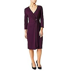 Precis - Eleanor 3/4 Sleeve Wrap Dress