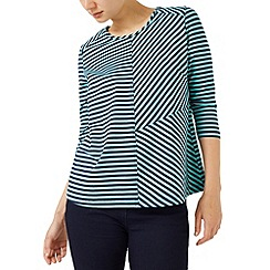 Dash - Cut About Stripe Top