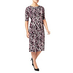 Eastex - Berrywood Print Jersey Dress