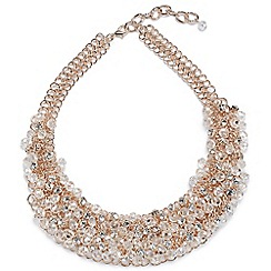 Jacques Vert - Cluster Beaded Necklace
