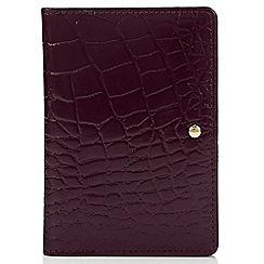 Jacques Vert - Leather Passport Holder