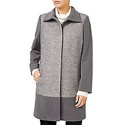 Jacques Vert - Textured Block Coat