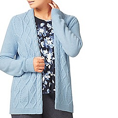 Eastex - Cable Front Cardigan