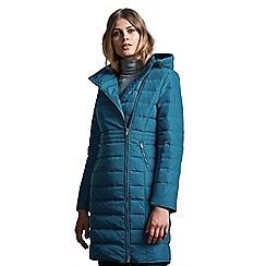 Windsmoor - Asymetric Hooded Down Coat
