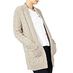 Dash - Chunky Cable Knit Cardi