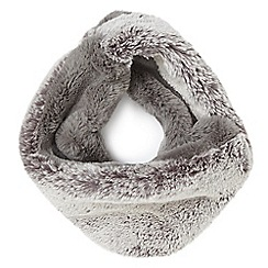Jacques Vert - Faux Fur Infinity Scarf